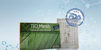 TiO2Mesh™ – Surgical mesh implant