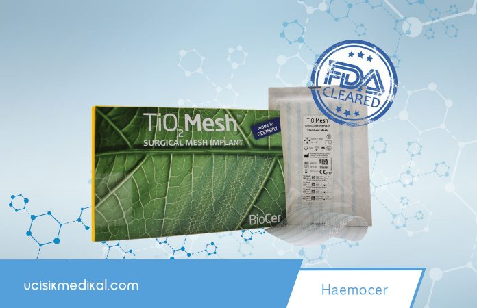 TiO2Mesh™ – Surgical mesh implant
